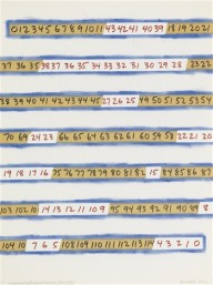 Mel Bochner, Continuous/Dis/Continuous, 1992.jpg