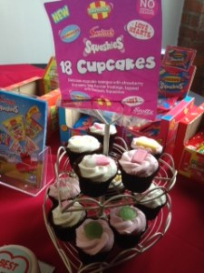 Meeting the PR brands and MORE cakes