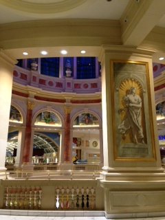 The beautiful Trafford Centre