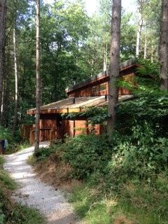 2 bedroom Golden Oak Lodge at Sherwood Pines