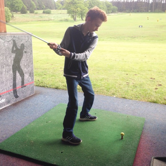 Slaley Hall Driving Range