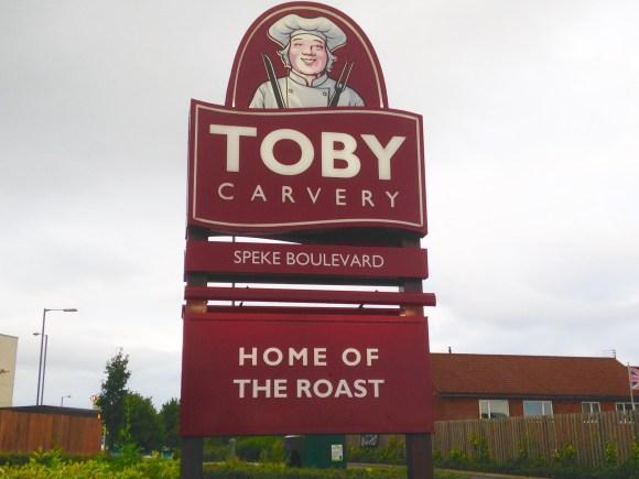 Toby Carvery Speke