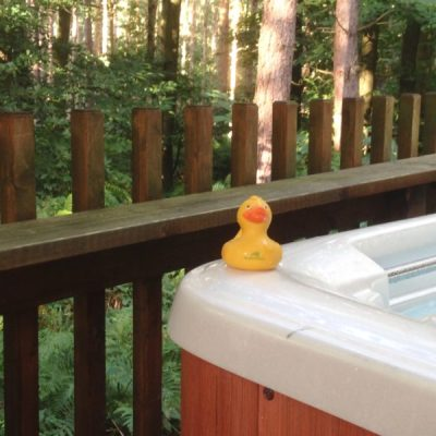 Little Loves – Back to school, hot tubs in the forest and a blog birthday