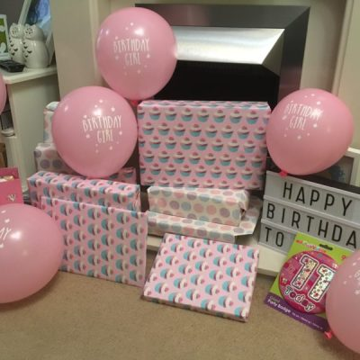 Little Loves – Birthdays, Meals out and kids growing up