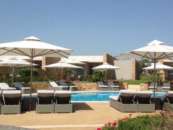 Deluxe Pool at Ikos Olivia
