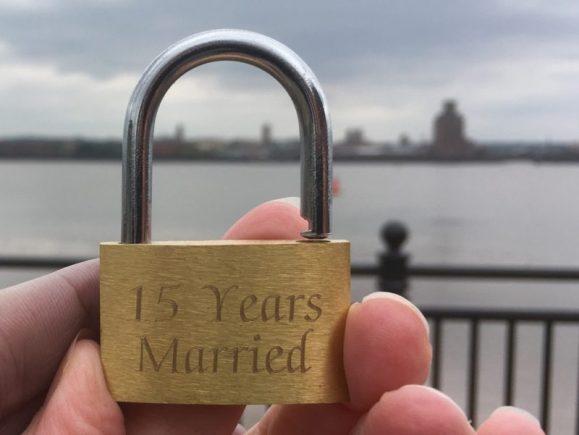 Love Lock - Wedding Anniversary