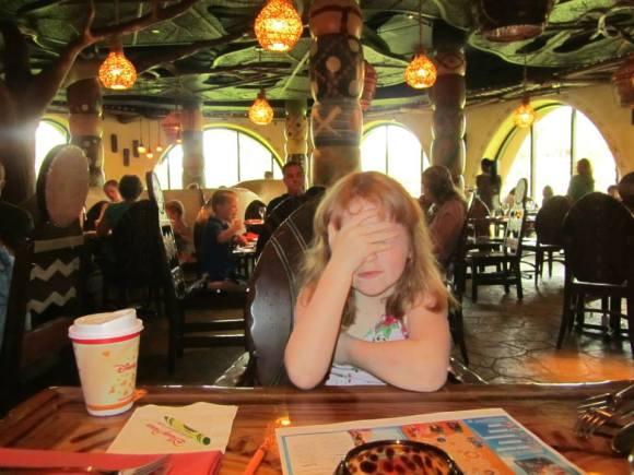 Disneyworld Dining Plan