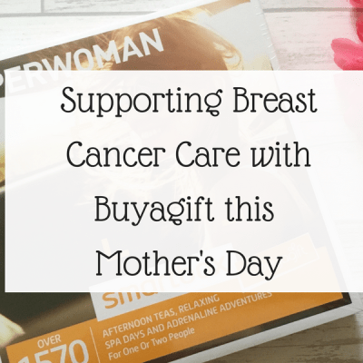Supporting Breast Cancer Care with Buyagift this Mother's Day