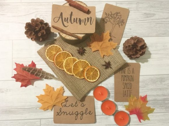 Autumn Flat Lay