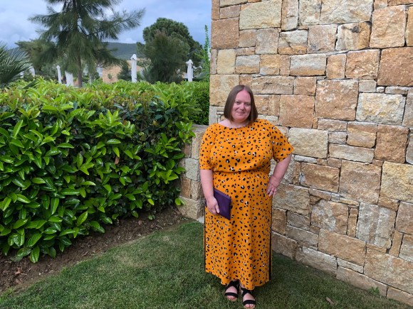 About Me - Plus Size dress from Asda