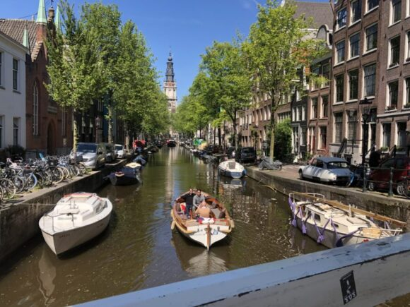 Amsterdam for the day