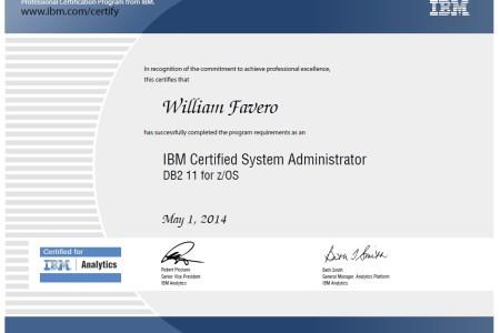 Free Resume Sample » database administrator certification | Resume ...