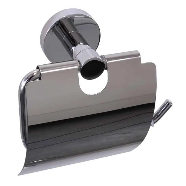 Toiletrolhouder Verchroomd Messing