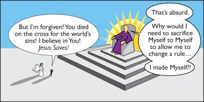 God's Absurd Plan