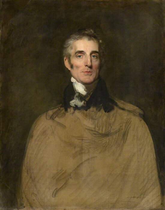 Arthur Wellesley, 1st Duke of Wellington by Sir Thomas Lawrence
