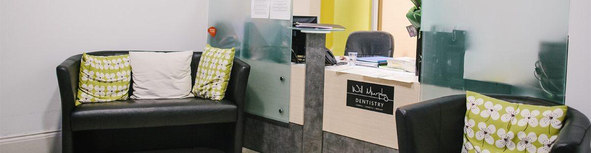 Will Murphy Dentist Located in Birmingham City Centre