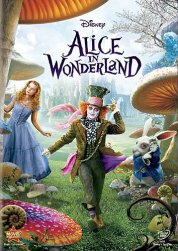 Alice in Wonderland Cover (DVD Front)