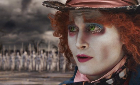 Alice in Wonderland - Mad Hatter, Close-up