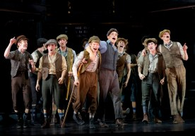 Disney's Newsies, the Musical at Papermill Playhouse #2256