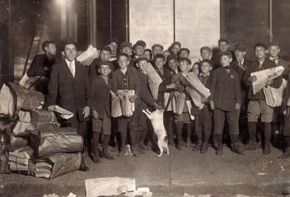 Newsboys' Strike of 1899