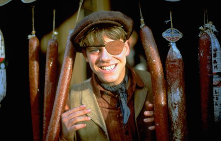 Newsies - Kid Blink with Sausage (OhMyDisney)