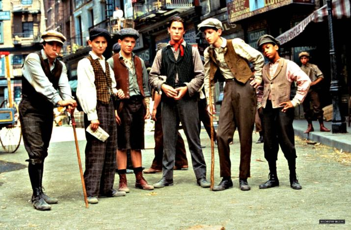 Newsies - Looking Tough