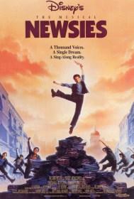 Newsies - Poster, Large