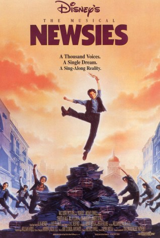 Newsies - Poster, Large