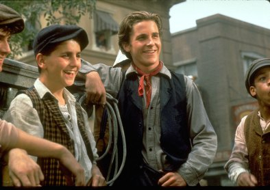 Newsies - Racetrack, Jack, and Mush