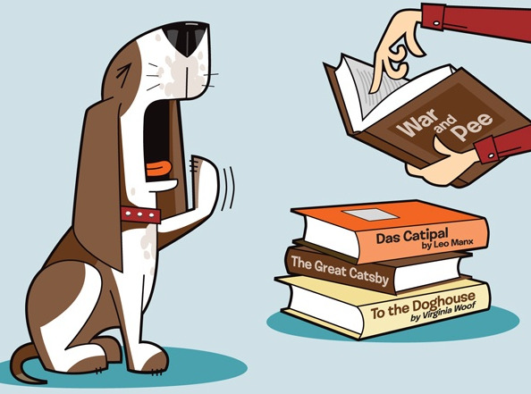 Am I Boring My Dog books only