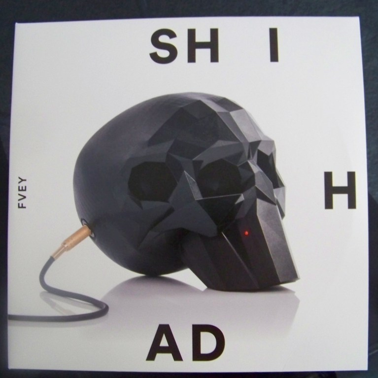 Shihad FVEY vinyl record cover