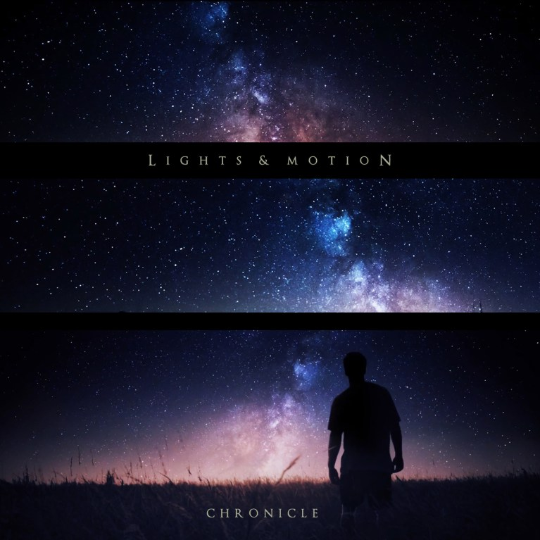 Lights and Motion Chronicle deep elm cinematic post rock cover
