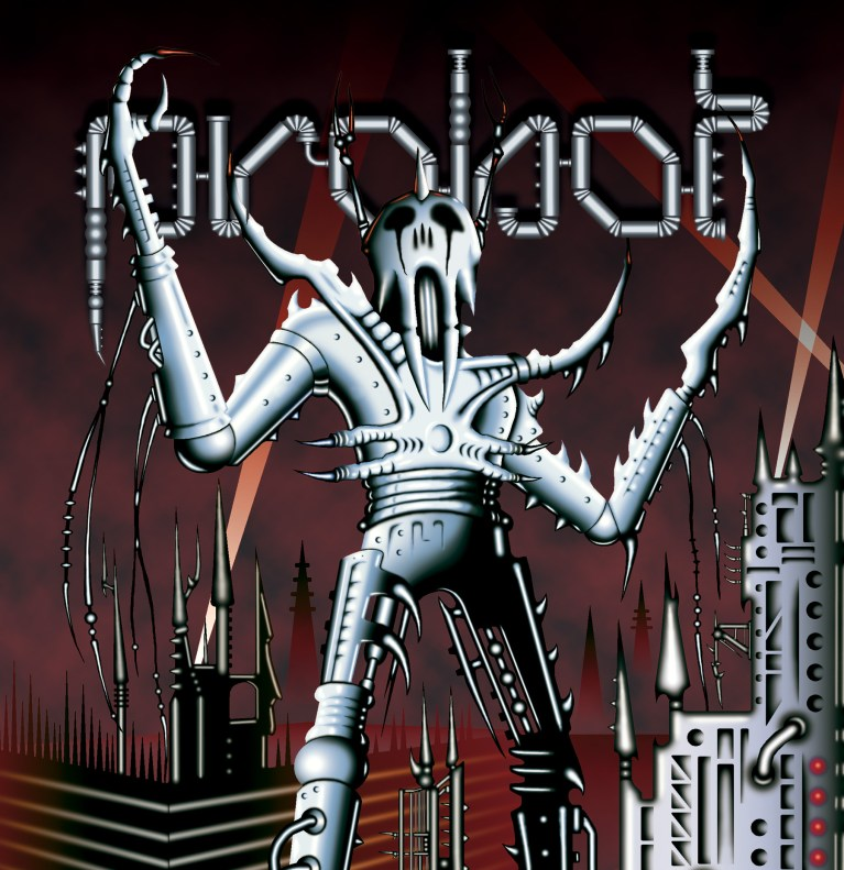 Probot Album Cover Warlock