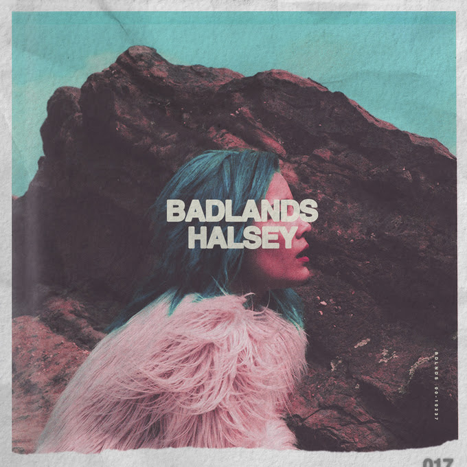 Halsey Badlands cover