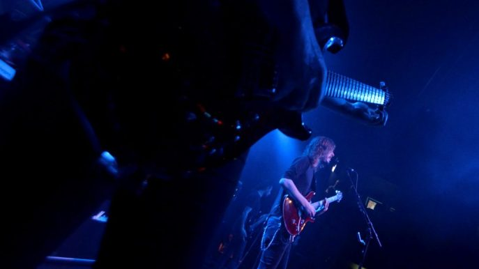 Opeth Sorceress World Tour Powerstation Auckland