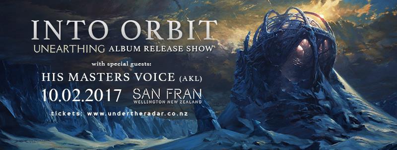 Into Orbit His Masters Voice Unearthing Album Release Show San Fran
