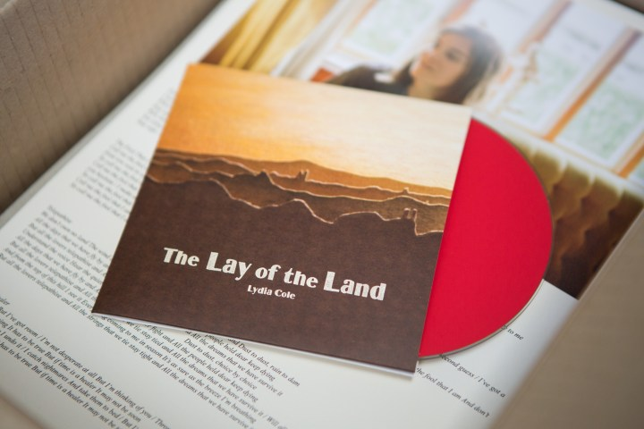 Lydia Cole Lay Of The Land Album