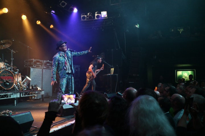 Living Colour Powerstation Auckland