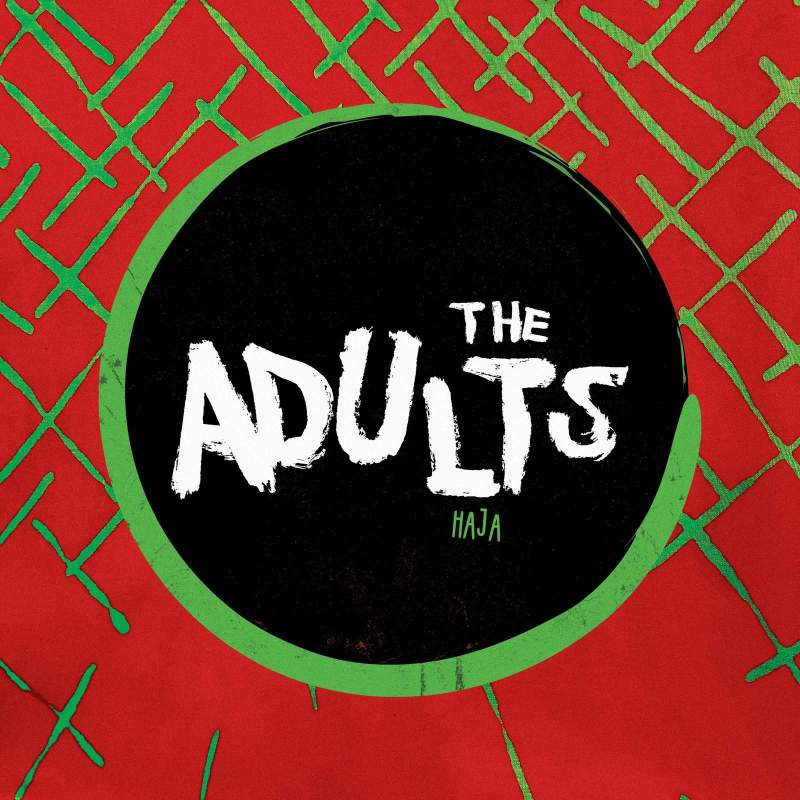 The Adults Haja cover