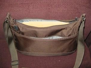 iPad2 in Eagle Creek Bohemian handbag