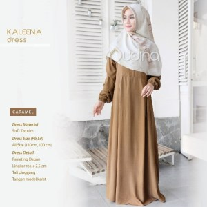 Kaleena Dress Caramel