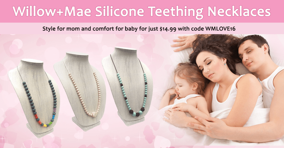 A Special Valentine's Treat from Willow + Mae!