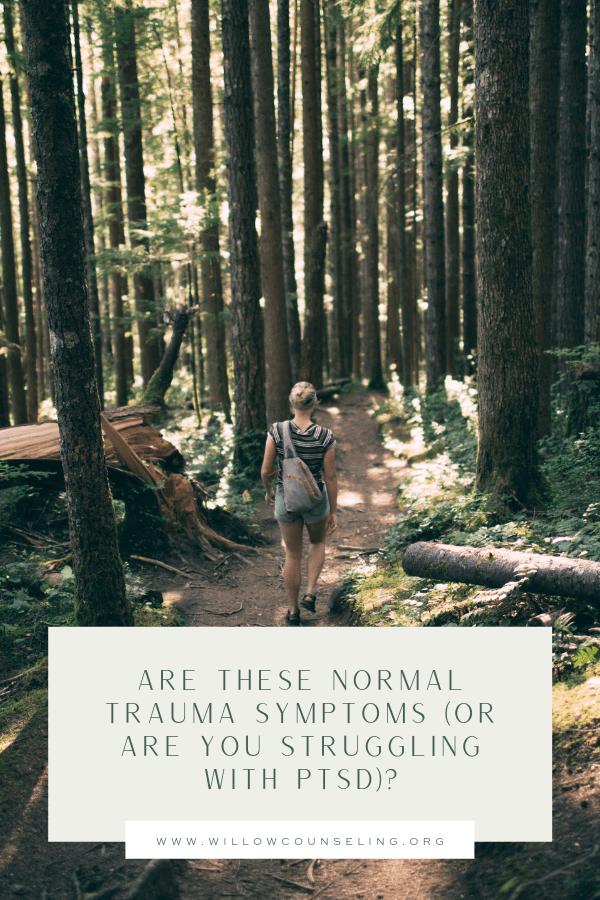 trauma symptoms, PTSD symptoms, trauma, EMDR
