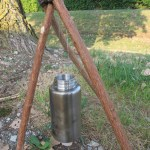 Turn Your Stainless Nalgene Water Bottle Into a Hunting Tool
