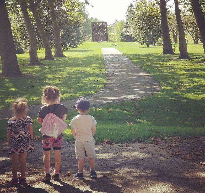 Teaching Kids Situational Awareness with Games