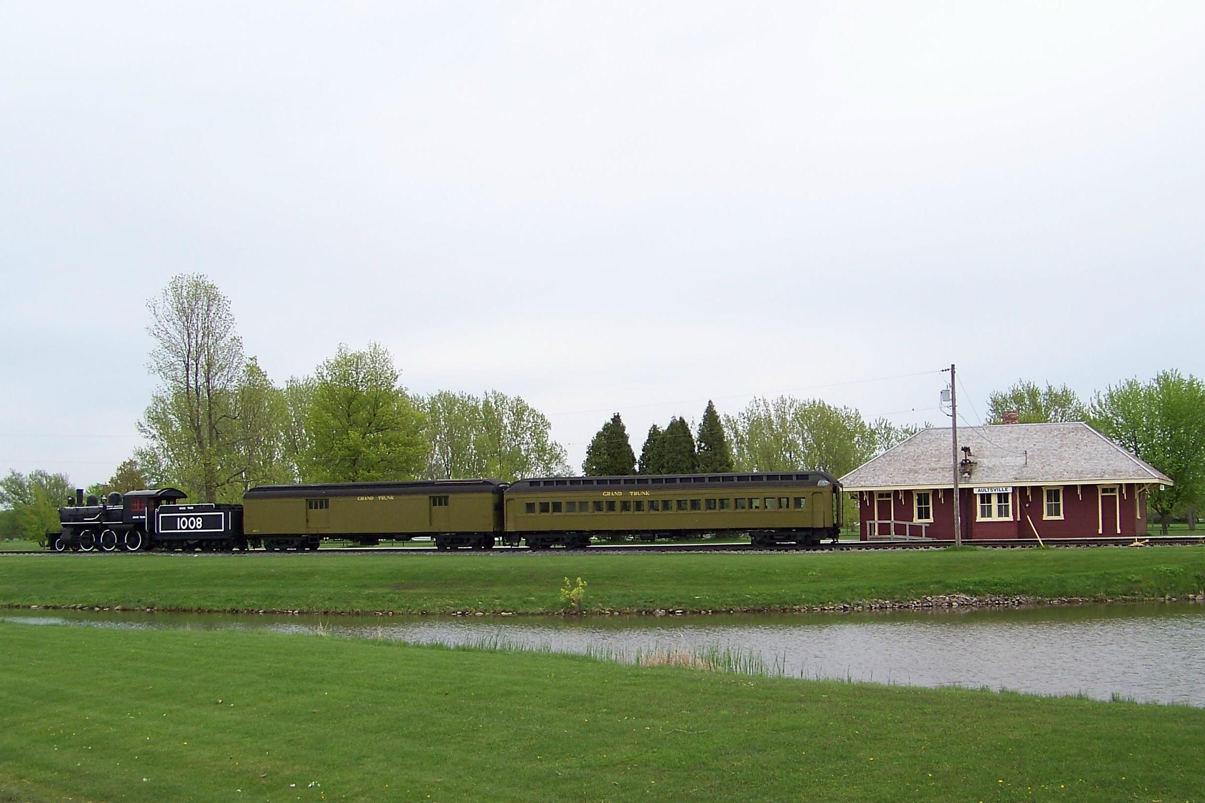 Aultsvillestation