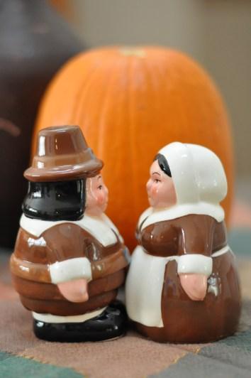 """Mr and Ms Pilgrim """"discussing"""""""