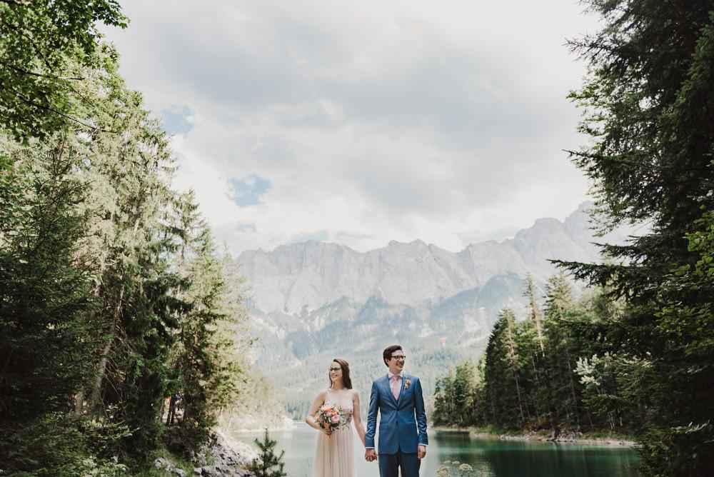 Bavarian destination wedding