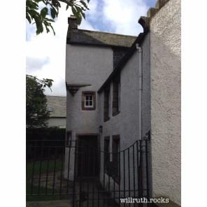 Das Sommerhaus der Frasers of Lovat in Inverness - taucht nicht direkt im Buch auf, die Frasers of Lovat dafür umso mehr...