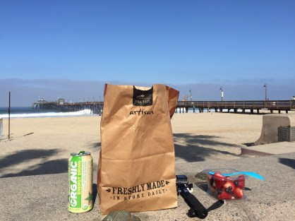 Breakfast @ Imperial Beach